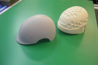 GERPRO - ORTHEZ - Casque - Usinage 3D